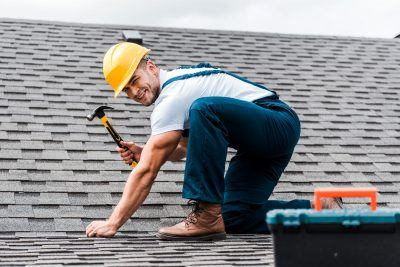 Roof Repair in Pleasanton